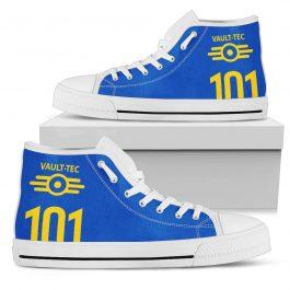 Vault-Tec Vault 101 Shoes