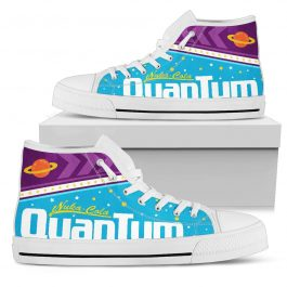 Nuka-Cola Quantum Shoes
