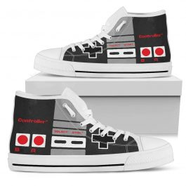 NES Controller Shoes