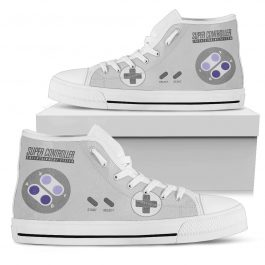 SNES Controller Shoes – U.S. Edition