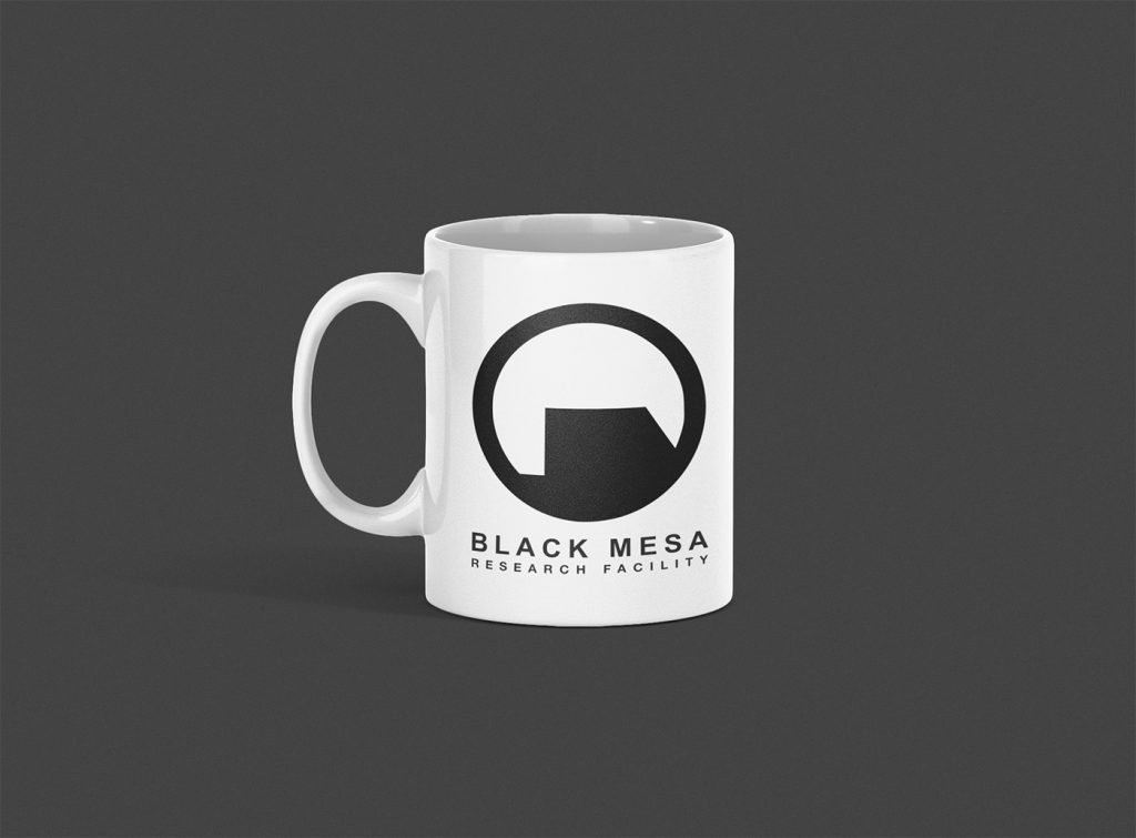 Black Mesa Research Facility Logo