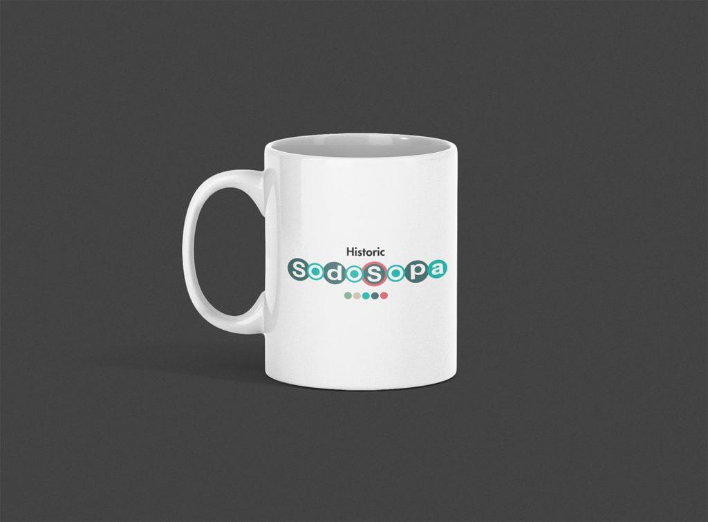 Historic SoDoSoPa Mug