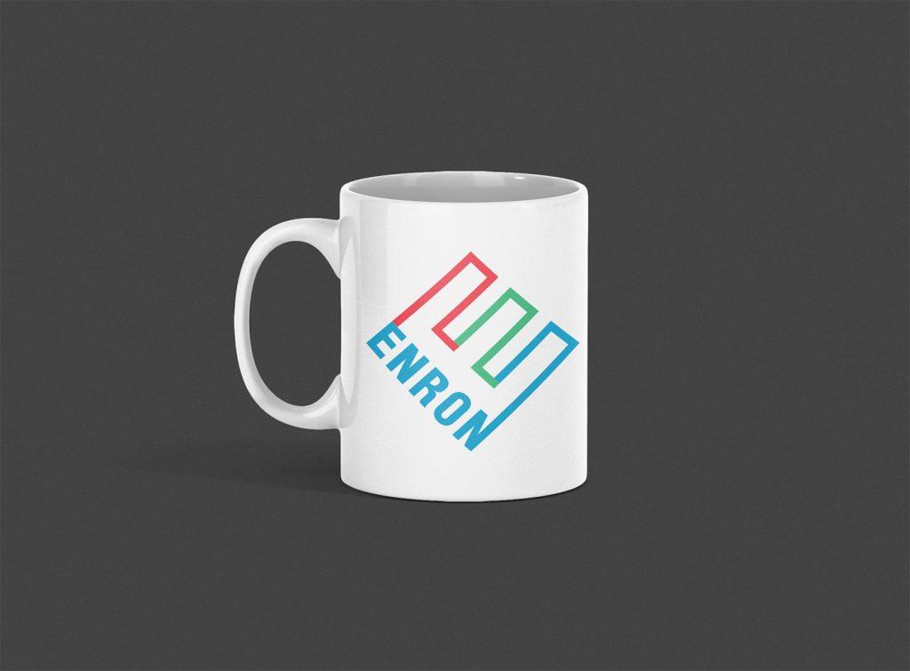Enron Mug