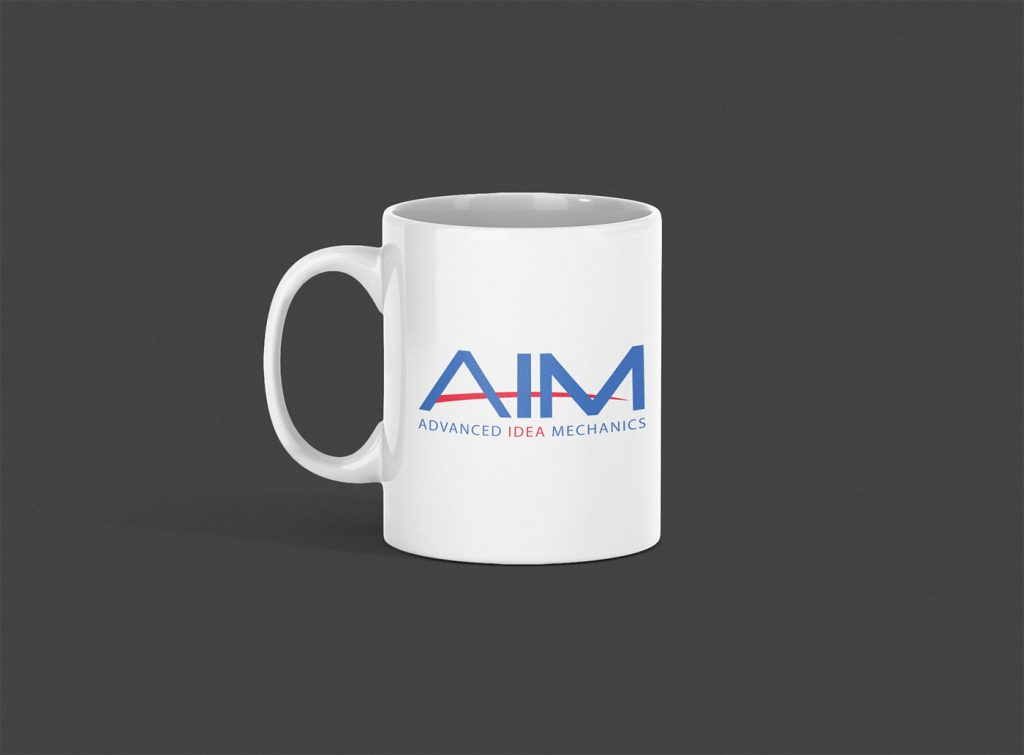 AIM Logo Mug