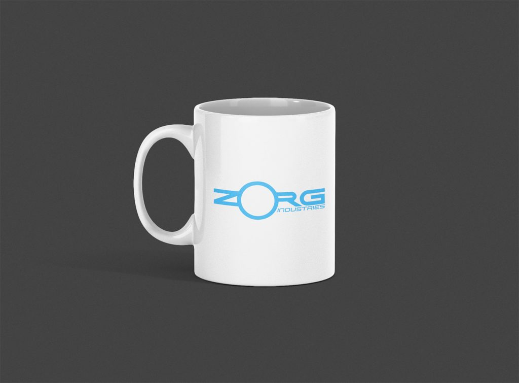 Zorg Industries Logo Mug