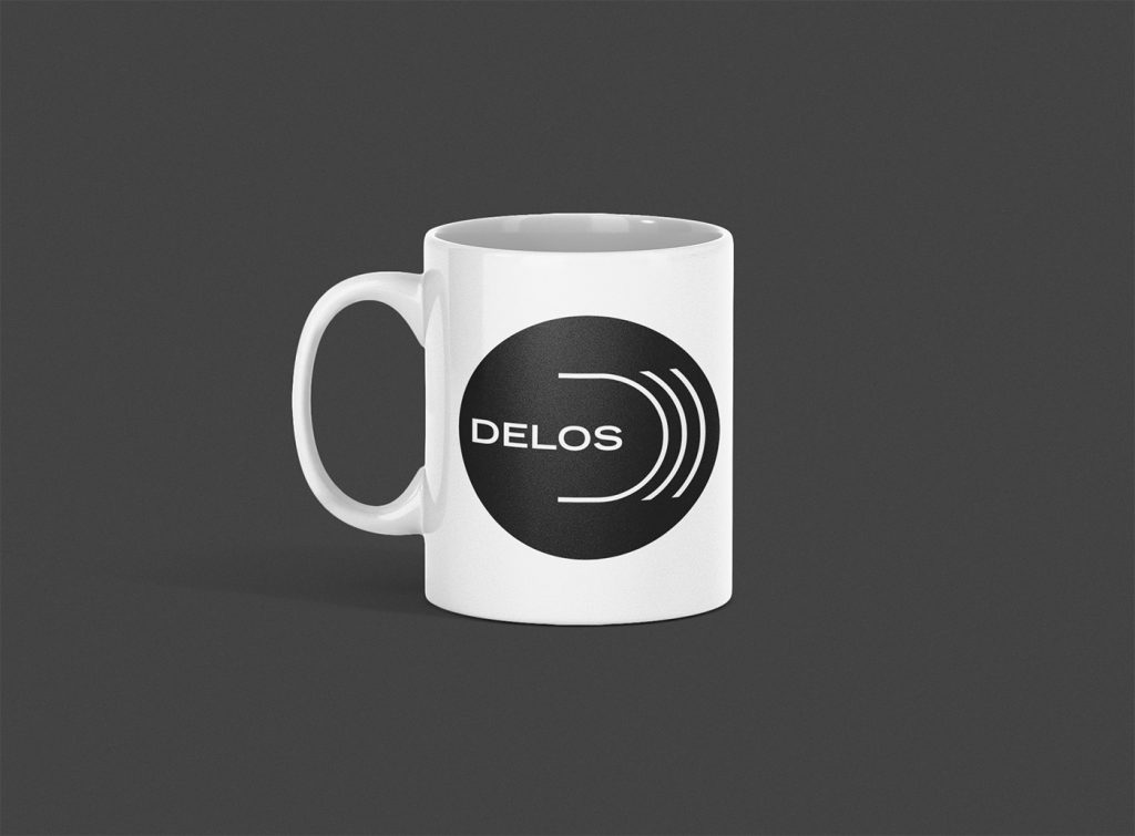 DELOS Inc Mug