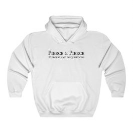Pierce & Pierce – Mergers & Acquisitions Hoodie