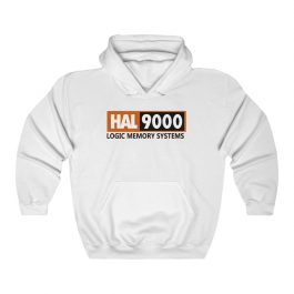 HAL 9000 Logic Memory Systems Hoodie