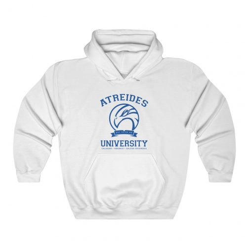 Atreides University Hoodie - White