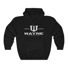 Wayne Enterprises Hoodie
