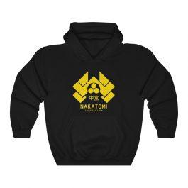 Nakatomi Corporation Hoodie