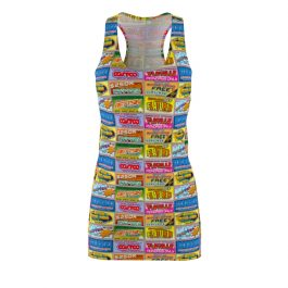 Idiocracy Racerback Dress