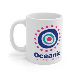 Oceanic Airlines Alternate Mug