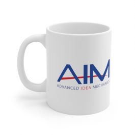 AIM – Advanced Idea Mechanics Mug