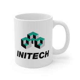 Initech Logo Mug