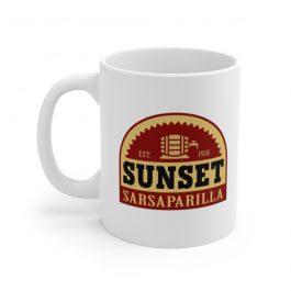Sunset Sarsaparilla Mug