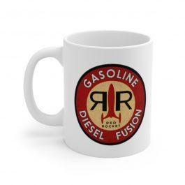 Red Rocket Mug