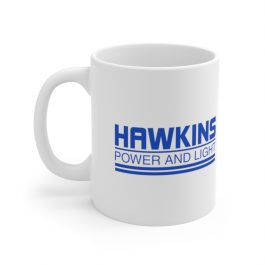 Hawkins Power And Light Mug