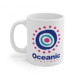 Oceanic Airlines Alternate Mug