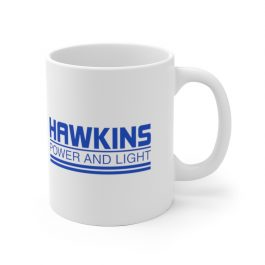 Hawkins Power And Light Mug