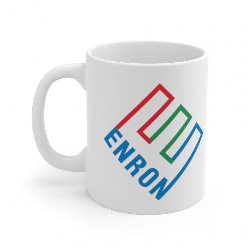 Enron Logo Mug - 11oz