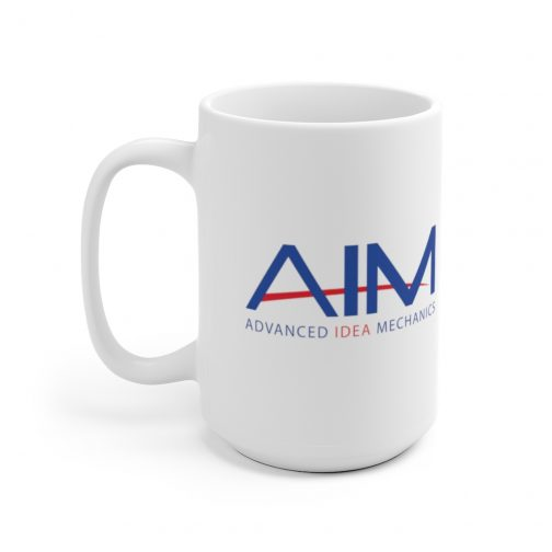 Advanced Idea Mechanics Logo Mug