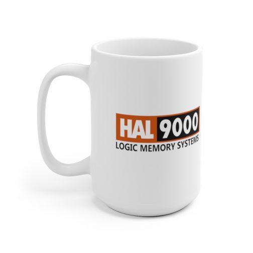 HAL 9000 Logic Memory Systems Mug