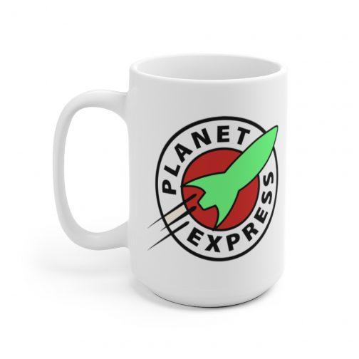Planet Express Mug