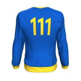 """Vault Boy """"Vault 111"""" Vault Suit Sweatshirt"""