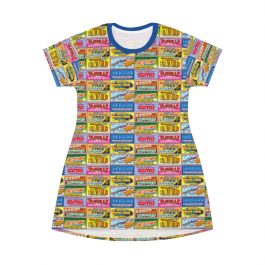 Idiocracy T-Shirt Dress
