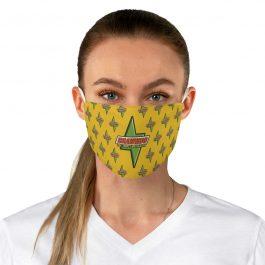 Brawndo The Thirst Mutilator Fabric Face Mask