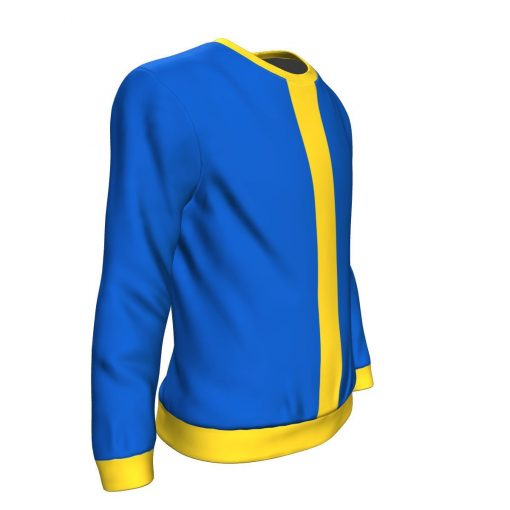 Vault 111 Vault Boy Vault Suit - Side View