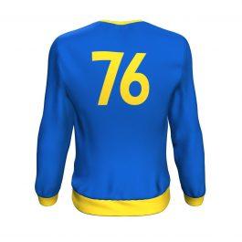 """Vault Boy """"Vault 76"""" Vault Suit Sweatshirt"""