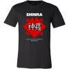 ShinRa Electric Power Company Logo T-Shirt | Black