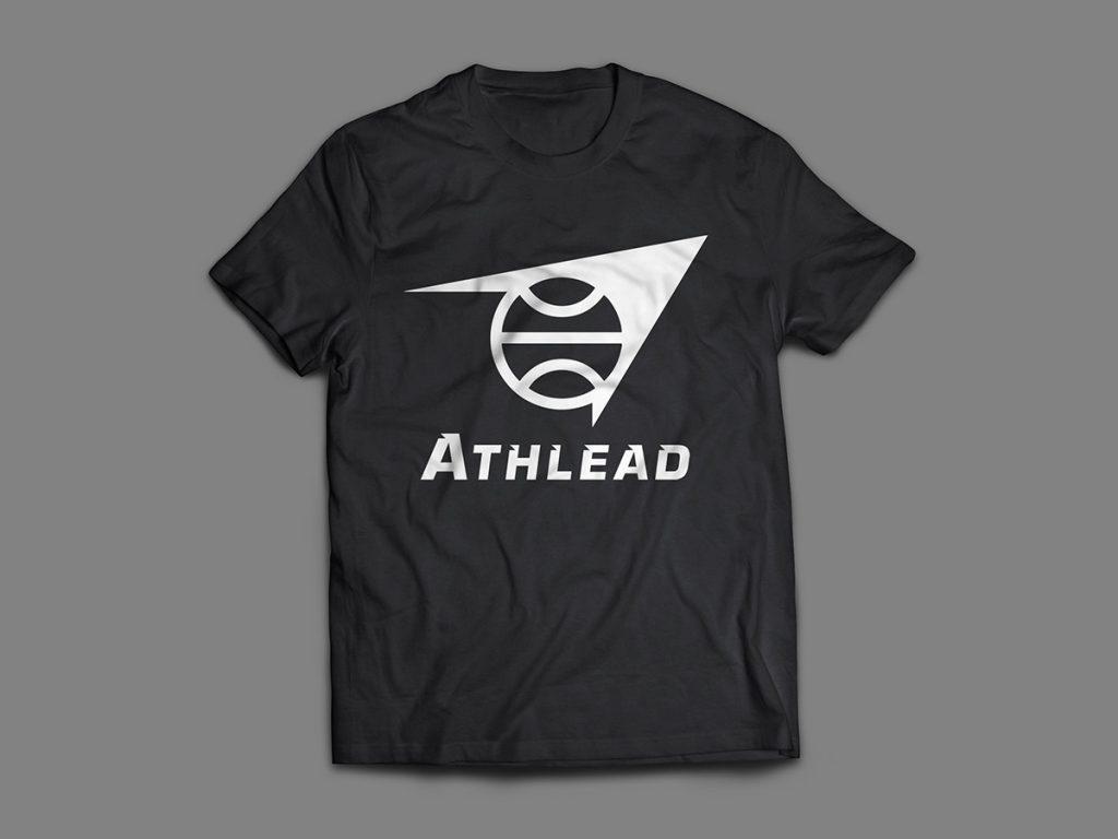 ATHLEAD logo T-Shirt