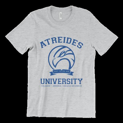 Atreides logo University T-Shirt