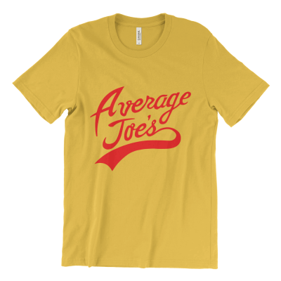 Average Joe's logo T-Shirt