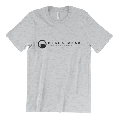 Black Mesa Research Facility Logo T-Shirt