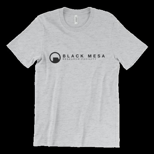 Black Mesa Research Facility Logo T-Shirt