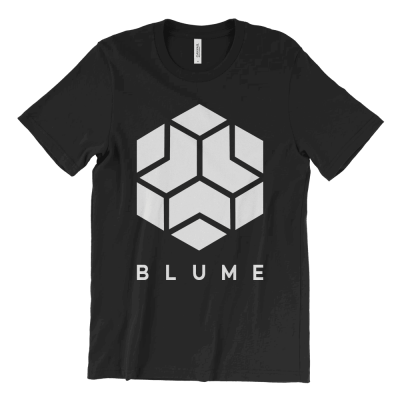 Blume Corporation logo T-Shirt