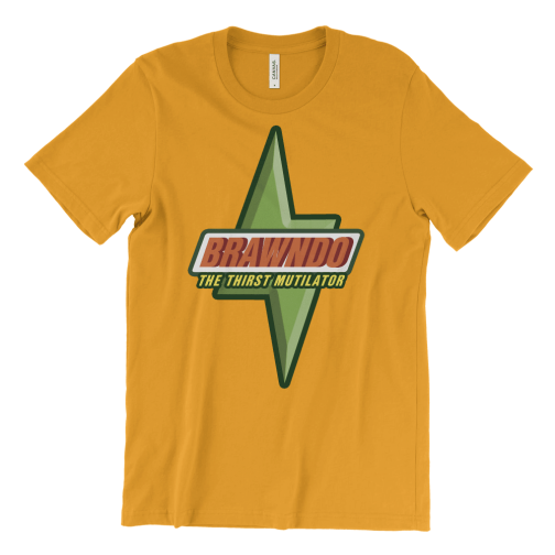 Brawndo, The Thirst Mutilator T-Shirt