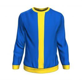 """Vault Boy """"Vault 101"""" Vault Suit Sweatshirt"""