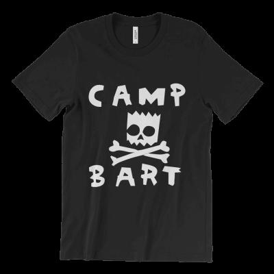 Camp Bart logo T-Shirt
