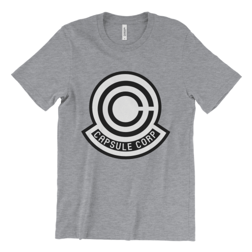 Capsule Corporation logo T-Shirt