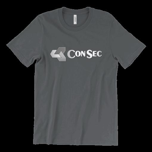 ConSec Logo TShirt - Scanners