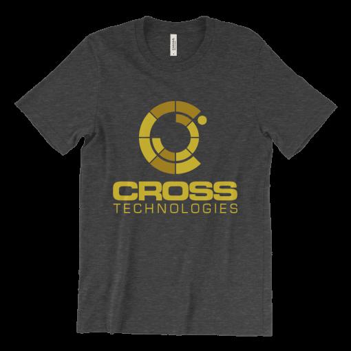 Cross Technologies logo T-Shirt