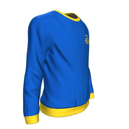 Vault-Tec Vault 76 Sweatshirt - Side View