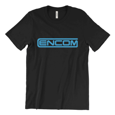 ENCOM logo - Tron T-Shirt