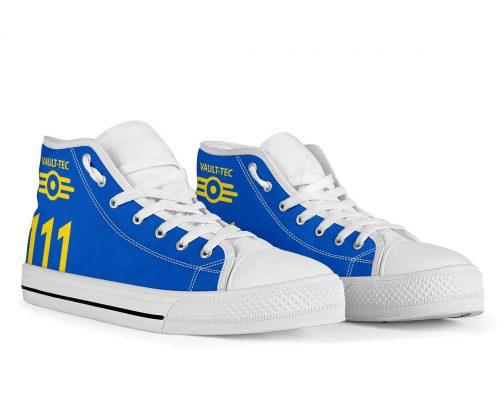 Vault Tec Vault 111 Shoes
