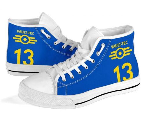 Vault Tec Vault 13 Shoes